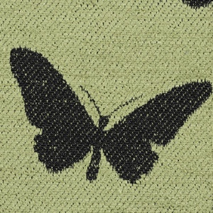 Butterflies - Green Finish